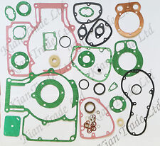 Motorbike Royal Enfield Bullet 500cc Complete Overhauling Gasket Packing Kit @UK
