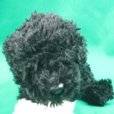 WEBKINZ SIGNATURE PORTUGUESE WATER DOG BLACK-WHITE PLUSH ONLY NO CODE FREE SHIP