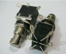 2,DPDT ON/ON Stomp Foot Switch For Effects Pedal,202 m