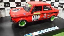 NSU TT CUP RACING #500 2 HEINZ FLEISCHHAUER 1/18 REVELL 08457 voiture miniature