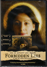 FORBIDDEN LIE$-Was Norma Khouri's book about honor killing a con or the truth?