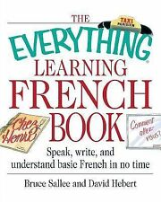Everything Learning French book (Everything (Language & Writing)) Herbert, Sall