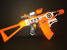 Nerf Stryfe WHITEOUT Zombie Hunter kit 180 motor/battery cover flashlight grip