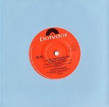"Alicia Bridges - I Love The Night Life  - 7"" Vinyl 45 RPM Single"