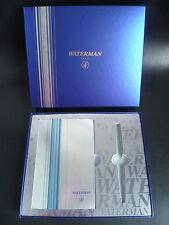 Coffret Écrin pour stylo WATERMAN HEMISPHERE boite pen box - neuf -
