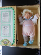 CABBAGE PATCH Vintage Broccoli Babe 3 Doll Vintage