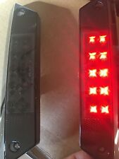 10-14 POLARIS RANGER 800,900,700,500 -NEW BLACK TAIL LIGHTS SMOKE- LEFT+RIGHT XP