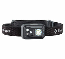 Spot Matte Black by Black Diamond 200 Lumens Headlamp PowerTap Technology