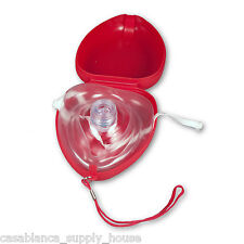 CPR Complete Seal Rescue Mask Kit. - Latex Free