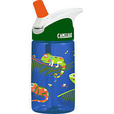 NEW Camelbak Kids Water Bottle .4 Liters IGUANAS