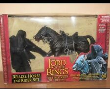 RINGWRAITH AND HORSE ORIGINAL BOX lords of the ring sauron