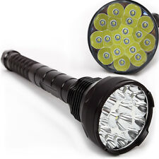 2015 NEU 18x T6 LED 22000LM Super Stark Power Leistung Taschenlampe Flashlight