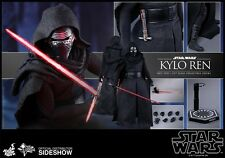 HOT TOYS 1/6 STAR WARS THE FORCE AWAKENS KYLO REN MISB