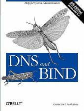 DNS and BIND by Paul Albitz and Cricket Liu (Paperback, 5th Edition)
