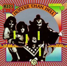 NEW Hotter Than Hell [limited] [remaster] by Kiss CD (CD) Free P&H