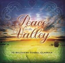 Classic Southern Gospel Music (5 cd Collection) - Peace in the Valley: 75 Classi