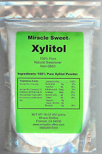 Xylitol - Miracle Sweet® - 4X1 lb - Free Shipping Option!!!