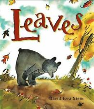 Leaves - Acceptable - Stein, David Ezra - Hardcover