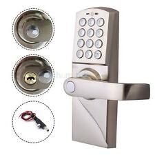 Digital Electronic/Code Keyless Keypad Door Entry Security Lock Kit Right Handle