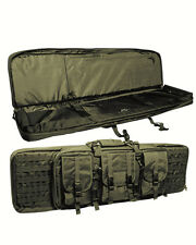 Housse transport pour arme US vert airsoft paintball outdoor stargate swat**