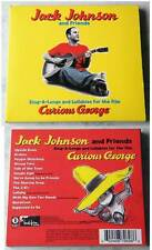 JACK JOHNSON AND FRIENDS Curious George .. 2006 Digipak CD