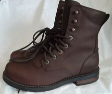 New Mens Rocky RanchMaster Composite Toe Waterproof Stockman Lacer Boots 10 M
