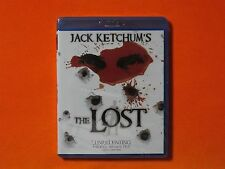 THE LOST Bluray **Brand New & Sealed** Jack Ketchum's