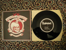 Wasted  / The Stakeout ‎EP ISD REBELLES E.SKINHEAD PUNK OI! RANCID EXPLOITED