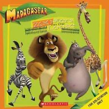MADAGASCAR: It's A Zoo In Here!, Michael Anthony Steele, Good Book