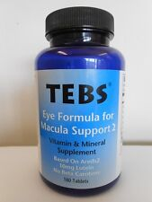 TEBS Macular Support Eye Vitamins (3 Months Supply)