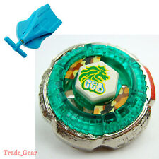 Rock Leone BB-30 Beyblade Metal Masters Fusion+Single spin Launcher