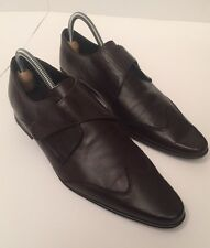 Zara mens brown Shoes size 8 UK