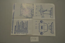 P138 gi joe blueprint french francais air defense