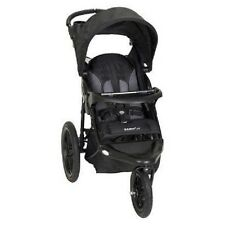 New Baby Trend Expedition Lx Jogger Jogging Running Folding Stroller - Chrome