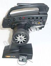 HPI 1/8 Ken Block WR8 3.0 Fiesta TF-40 2.4GHz 3-Ch TRANSMITTER & RF-40 RECEIVER