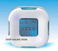 5-in-1 Magic Clock Alarm Clock Temperature Calender Stop Watch