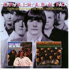 Terry Knight & the Pack/Reflections by Terry Knight & the Pack (CD, Jul-2010,...