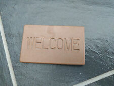 SYLVANIAN FAMILIES OLD OAK TREE HOUSE REPLACEMENT WELCOME MAT