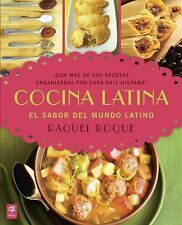Raquel Roque - Cocina Latina (2013) - New - Trade Paper (Paperback)