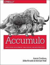 Accumulo: Application Development, Table Design, and Best Practices, Michael Wal