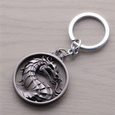 New Arrivals Online Game Mortal Kombat Key Chain Alloy Pendant Collection