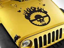 Hood Mad Max Logo Fury Road Stripe Skull Flame Race Hot Car Vinyl Sticker Decal