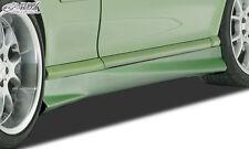 RDX Seitenschweller AUDI A3 8L Seiten Schweller Spoiler Leisten ABS RDSL301