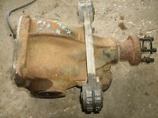 02-06 JAGUAR X-TYPE   3.0 AWD REAR END CARRIER DIFFERENTIAL ASSY