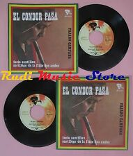 LP 45 7'' SORTILEGE DE LA FLUTE DES ANDES FACIO SANTILLAN El condor no cd mc dvd