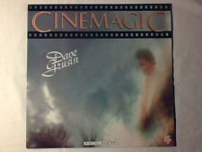 DAVE GRUSIN Cinemagic lp LEE RITENOUR DON EDDIE DANIELS GRP COME NUOVO LIKE NEW!