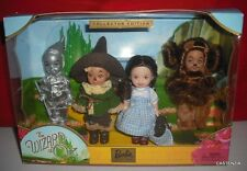 NRFB WIZARD OF OZ GIFTSET KELLY DOLL & FRIENDS MATTEL COLLECTOR EDITION