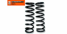 "1955 56 57 Chevy Front Coil Springs 2"" Lower Pro Turing Resto Mod Set Up Pair"