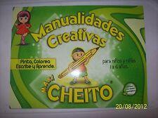 Cheito Libros en Español - Manualidades Creativas