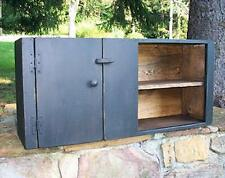 Primitive Handcrafted Wall Cupboard (Ligonier)
